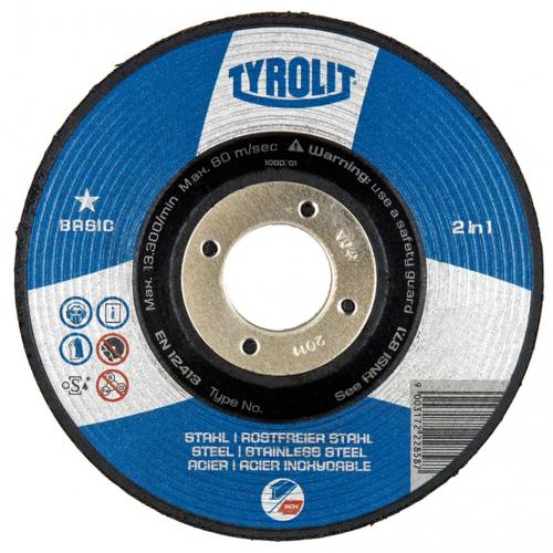 Tyrolit Grinding Disc 178mm
