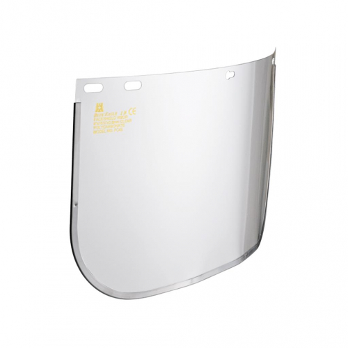 Clear Visor Browguard Face Shields & Goggles Safety