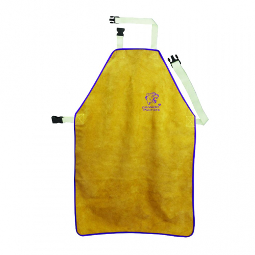 Panther Gold Leather Apron Welding Apron