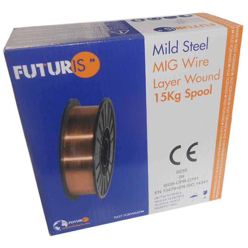 MIG Wire 15KG A18 SG2